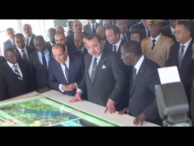 RCI: 137milliards FCFA du Maroc pour la Baie de Cocody
