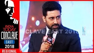Abhishek Bachchan Opens Up On Comeback, Trolls & Love Story With Aishwarya | IT Conclave East