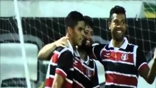 Santa Cruz x America PE  Gols da Zueira #3