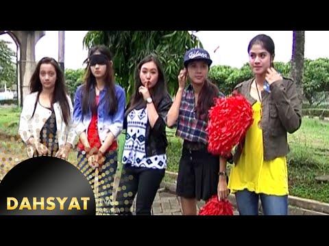 Geng cewek Anak Jalanan jemput dan ngerjain Reva Dahsyat 17 Des 2015