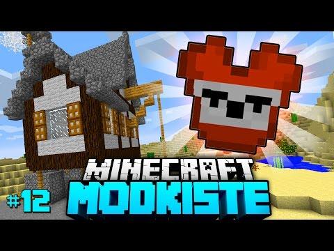 MINECRAFT MODKISTE Hinter Den KULLISEN Minecraft Modkiste - Minecraft modkiste spielen