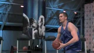 Sport Science: Kevin Love - World Record Shot