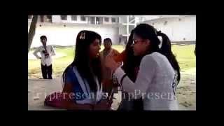 দেখুন নষ্ট মেয়েদের কাণ্ড।একজনকে মারছে তিনজন মিলে। Bangladeshi School Scandal! Exclusive!!!