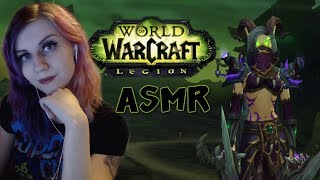 [ASMR] World of Warcraft Gameplay!