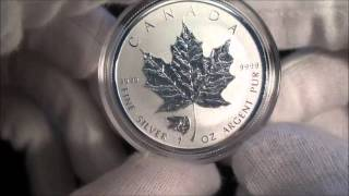 The Royal Canadian Mint Solved the Milk Spoting Problem!!!