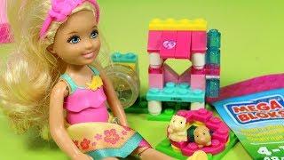Bing & Barbie • Domek zabaw dla świnek morskich • bajka po polsku
