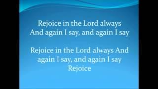 Again I Say Rejoice By Israel Houghton & New Breed with Lyrics