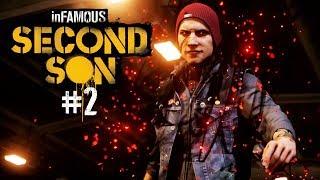 inFAMOUS: Second Son - #2: O Poder sobe à cabeça