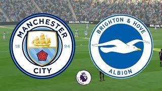 Premier League 2018/19 - Manchester City Vs Brighton - 29/09/18 - FIFA 18