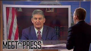 Sen. Joe Manchin: Mueller