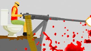 ZOMBIE BLOODBATH! (HAPPY WHEELS #67)
