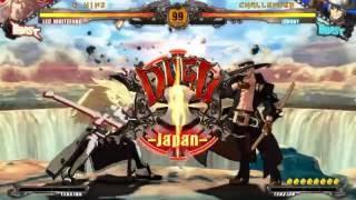 Guilty Gear Xrd -Revelator- EduReptilia (Leo) x djtoddy_ (Johnny)