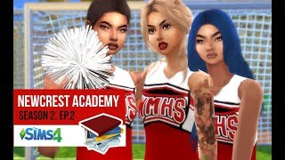 THE FAMILY AFFAIR | HIGH SCHOOL DRAMA |  NEWCREST ACADEMY | S2. EP.2  | A Sims 4 Series