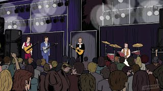 Mike Judge Presents: Tales From the Tour Bus - Tease | Cinemax