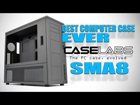 CaseLabs SMA8 in Gunmetal Gray! SO HOT!