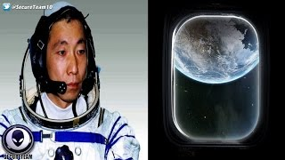 Chinese Astronaut Spooked By Knocking Sound In Space 11/29/16