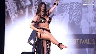 مش صافيناز .رقص شرقي مصري .Hot Belly Dance - Tabla Solo