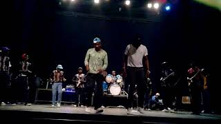 Clement magwaza (live on stage)
