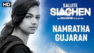 Salute Siachen | Namratha Gujaran - Introduction