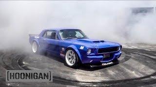 [HOONIGAN] DT 085: 8700 RPM '66 Mustang Donuts