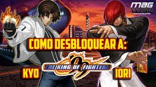 KOF 99 - Desbloquear a Kyo & Iori - 720pHD