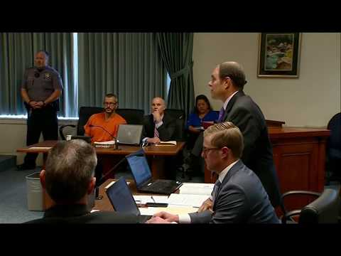 Xxx Mp4 Chris Watts The Colorado Man Accused Of Killing Pregnant Wife Their Two Daughters Appears In Court 3gp Sex