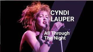 Cyndi Lauper - All Through The Night [1983] HD-Audio
