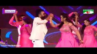Bolte cheye mone hoy-Dance | Duet by Imran & Purnima | Channel i music awards 2017 | Dhaka Today