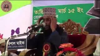 Hazrat Maulana Abdul Malik Islahee Bagla2015 Waz Mahfil 1 / 7 Disk part 5