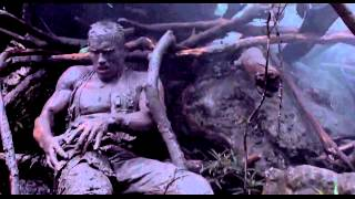 "PREDATOR [1987] Scene: ""He couldn"