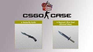 CS:GO - CSGO-CASE.COM Case Opening (Very Nice Profit) #4