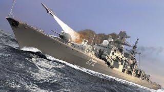 Pak-Russia Naval Exercise