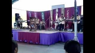 Agrupacion Samaria, la unica razon en concierto