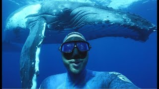Selfie With A Whale
