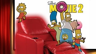 Will There Be A SIMPSONS Movie Sequel? - AMC Movie News