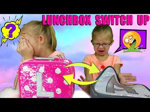 Xxx Mp4 The LUNCHBOX SWITCH UP Challenge 3gp Sex