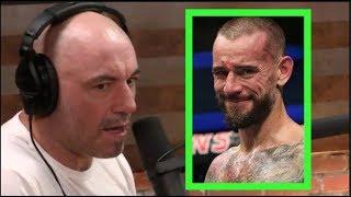 Joe Rogan - The CM Punk Fight Bothers Me