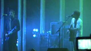 Radiohead - Climbing Up the Walls (Live in Chile - 27 03 09) en Golden Circle
