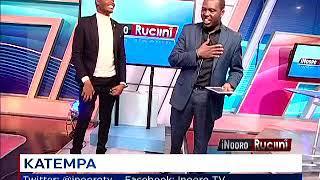 Shaku shaku dance by katempa on Inooro tv