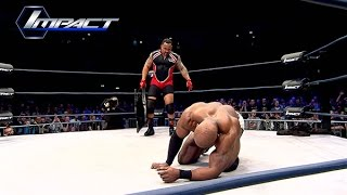 World Title Match:  Lashley vs. MVP (Feb. 27, 2015)