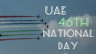 E14 UAE 46th National Day 2017(Al Fursan Team Flypast)  | Uriel TV