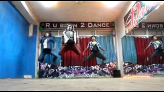 Krump Lyrical Dance On Ishaqzaade