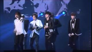 [LIVE WAKE UP TOUR] BTS - LET ME KNOW + TOMORROW