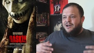 Baskin (2015) movie review horror fantasy