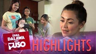 Sana Dalawa Ang Puso: Lisa asks Tamtam about Leo