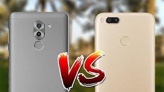 Xiaomi Mi A1 vs Huawei GR5 2017 camera test
