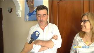 José Antonio Garrido ya está en su casa y recibe el alta