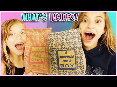 Xxx Mp4 DOLLAR STORE MYSTERY SURPRISE BAG BOY VS GIRL 3gp Sex