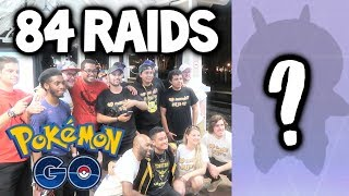 WE DID 84 LEGENDARY RAIDS IN 1 DAY! - POKÉMON GO WAFU - CATCHING ILLUMISE! Region Exclusive Week #2!