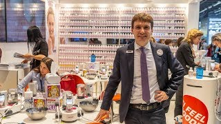 IDS 2019 With General Manager Paolo Zanetti